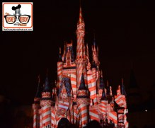 2015-12 - Magic Kingdom - Candycain Castle (Part of Celebrate the Magic)