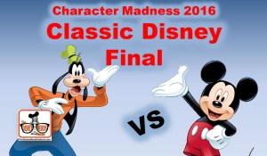 Character Madness Round 4 - Classic Disney Final