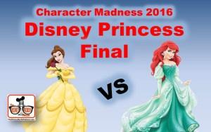 Character Madness Round 4 - Disney Princess Final