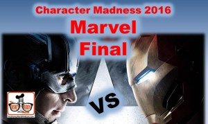 Character Madness Round 4 - Marvel Final