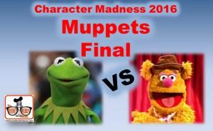 Character Madness Round 4 - Muppets Final