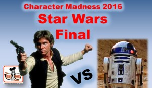 Character Madness Round 4 - Star Wars Final