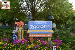 DNP April 2016 Photo Report: Disney Springs: Zootopia, now showing at AMC 24
