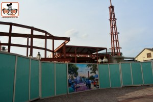DNP April 2016 Photo Report: Disney Springs: Construction continues to transform into Disney Springs