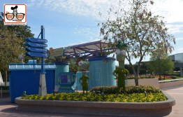 DNP April 2016 Photo Report: Epcot Flower and Garden Festival. Phineas and Ferb at Future world East