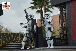 DNP April 2016 Photo Report: Captain Phasma directs the troops.
