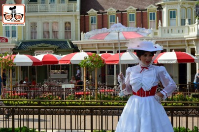 DNP April 2016 Photo Report: Magic Kingdom: Mary...