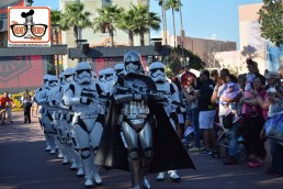 Hollywood Studios March 2017 - March of the First Order