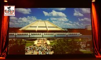 Epcot Legacy Showplace - Horizons - From the Epcot History Slide Show #Epcot35