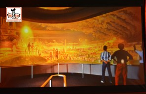 EEpcot Legacy Showplace - Horizons - From the Epcot History Slide Show #Epcot35