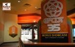 Epcot Legacy Showplace - World Showcase - Past Present and Future #Epcot35
