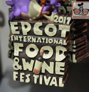 2017 Food and Wine Festival orniment