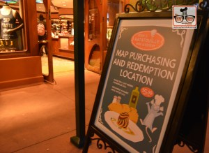 Grab your Remy Hide & Squeak map at world travelers as soon as you enter the International