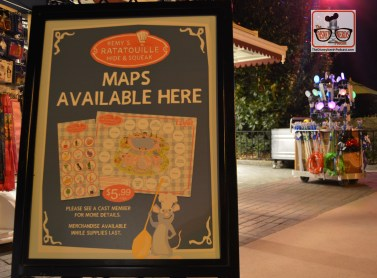 Remy's Ratatouille Hind & Squeak Maps available here