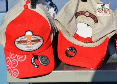 Epcot Food and Wine Festival 2017 Brews of the world Hat + Bottle Opener!!!