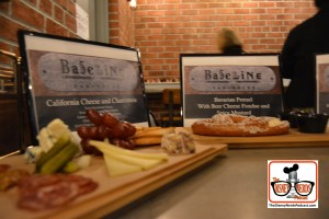 Baseline Tap House food offering