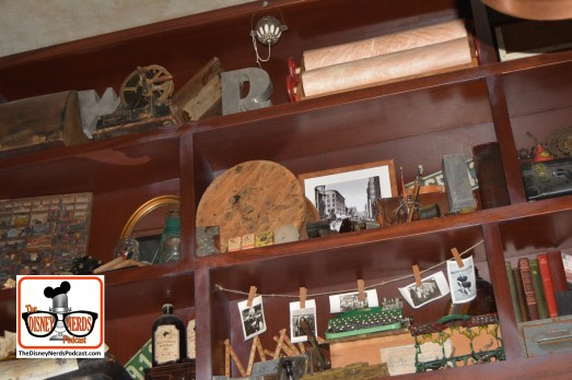 Details inside the BaseLine Tab House