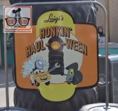 Luigi's Honkin' Haul-o-ween