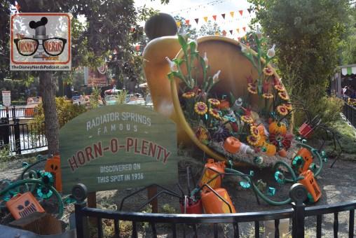 Radiator Springs Famous Horn-O-Plenty
