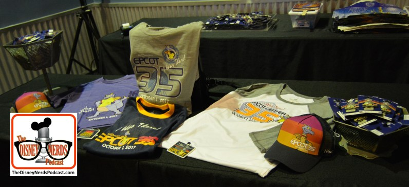 Epcot 35 Exclusive Day Of Merchandise