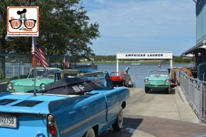 Boathouse - Amphicar Launch
