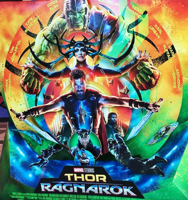 Thor Ragnarok - A Disney Nerds Movie Review www.thedisneynerdspodcast.com