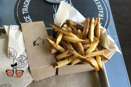 Burgers at WDW