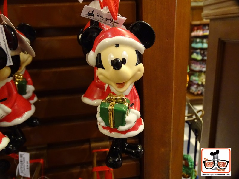 New Holiday Merchandise available at Mickey's of Hollywood - Mickey