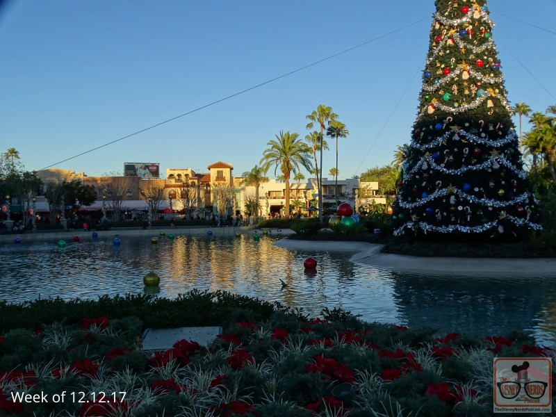 Good things take time, including the water level rise in Echo Lake. One month later if you have been counting, the water level is perfect for that new holiday display.