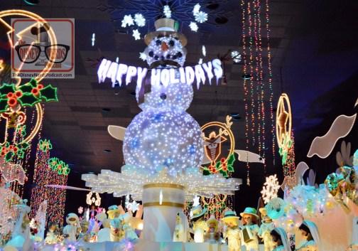 Disneyland Small World Holiday