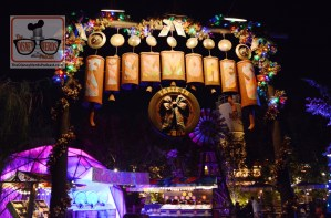 Filmores gets into the holiday spirit at Disney California Adventure Cars Land