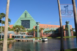 The Walt Disney World Dolphin - With Water Service to Epcot and Hollywood Studios