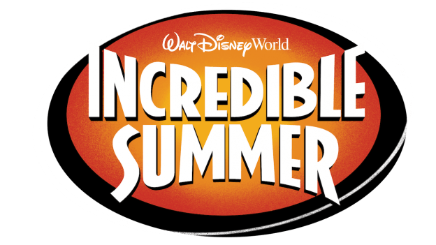 "The ""Incredible Summer"" Comes To Walt Disney World!"