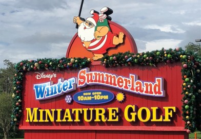 WinterSummerland Mini Golf