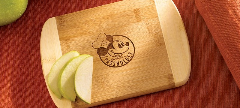 Epcot Food and Wine Festival Passholder Cutting Board