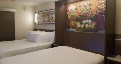 All Star Moves Renovated Room