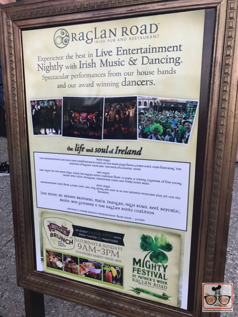 Mighty St  Patrick's Festival This Weekend at Raglan Road
