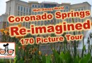 The Disney Nerds Podcast Coronado Springs Re-Imagined Photo Tour