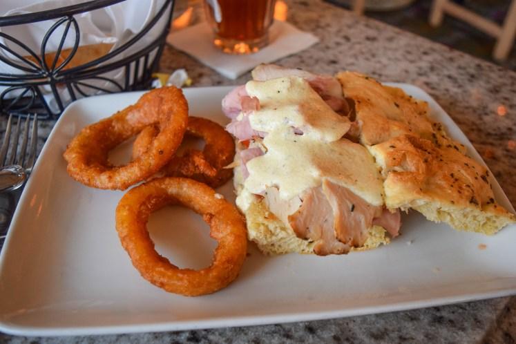 Grand Floridian Cafe Sandwich