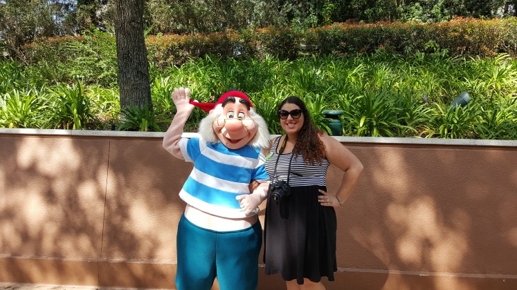 How to take photos in Disney