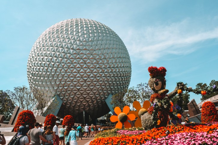 Epcot International Flower Garden Festival Guide