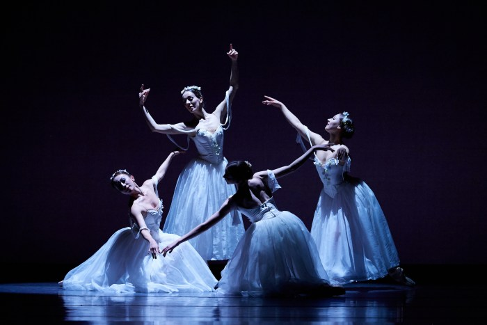 Boston Ballet Rhapsody