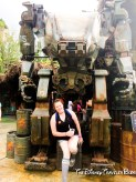 Robot Rust - @the_disneytraveler