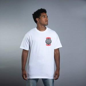 Madison White T-Shirt
