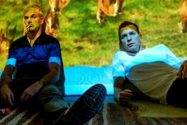 T2 Trainspotting - Sick Boy & Mark Renton