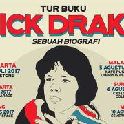 Nick Drake Biography Book Tour Will Commence in Four Cities!