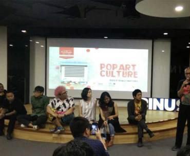 PechaKucha Night Jakarta Vol.30 Pop Art Culture