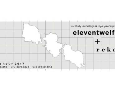 eleventwelfth Rekah Java Tour 2017