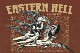 Eastern Hell Java Tour 2017