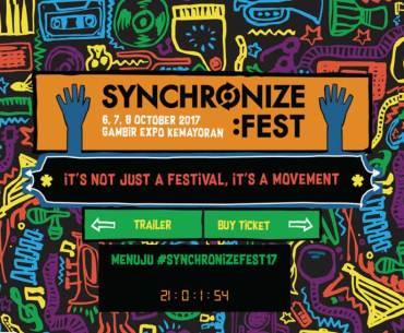 Synchronize Fest 2017 4th Line Up
